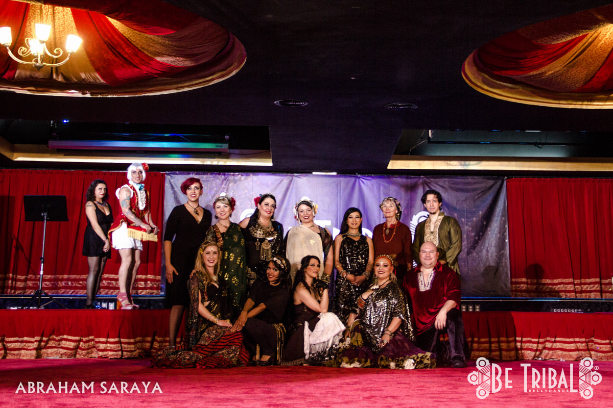 2017 Be Tribal Bellydance Show Gala