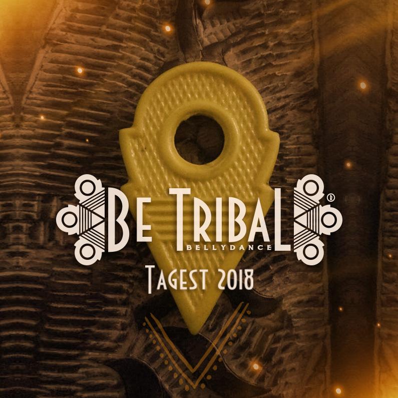 2018 Foto de Perfil Be Tribal Bellydance