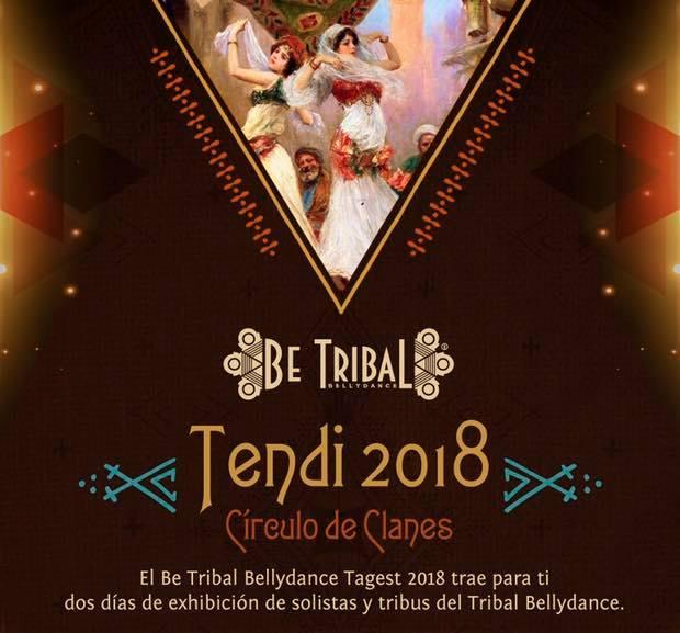 2018 Tendi Circulo de clanes