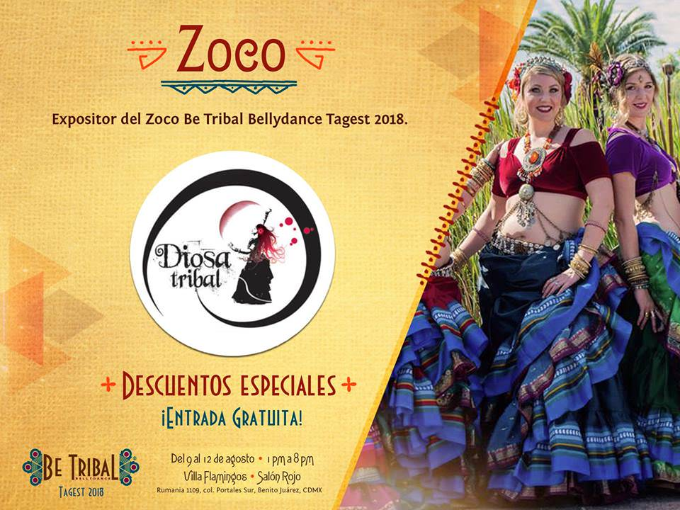 2018 Zoco Diosa Tribal