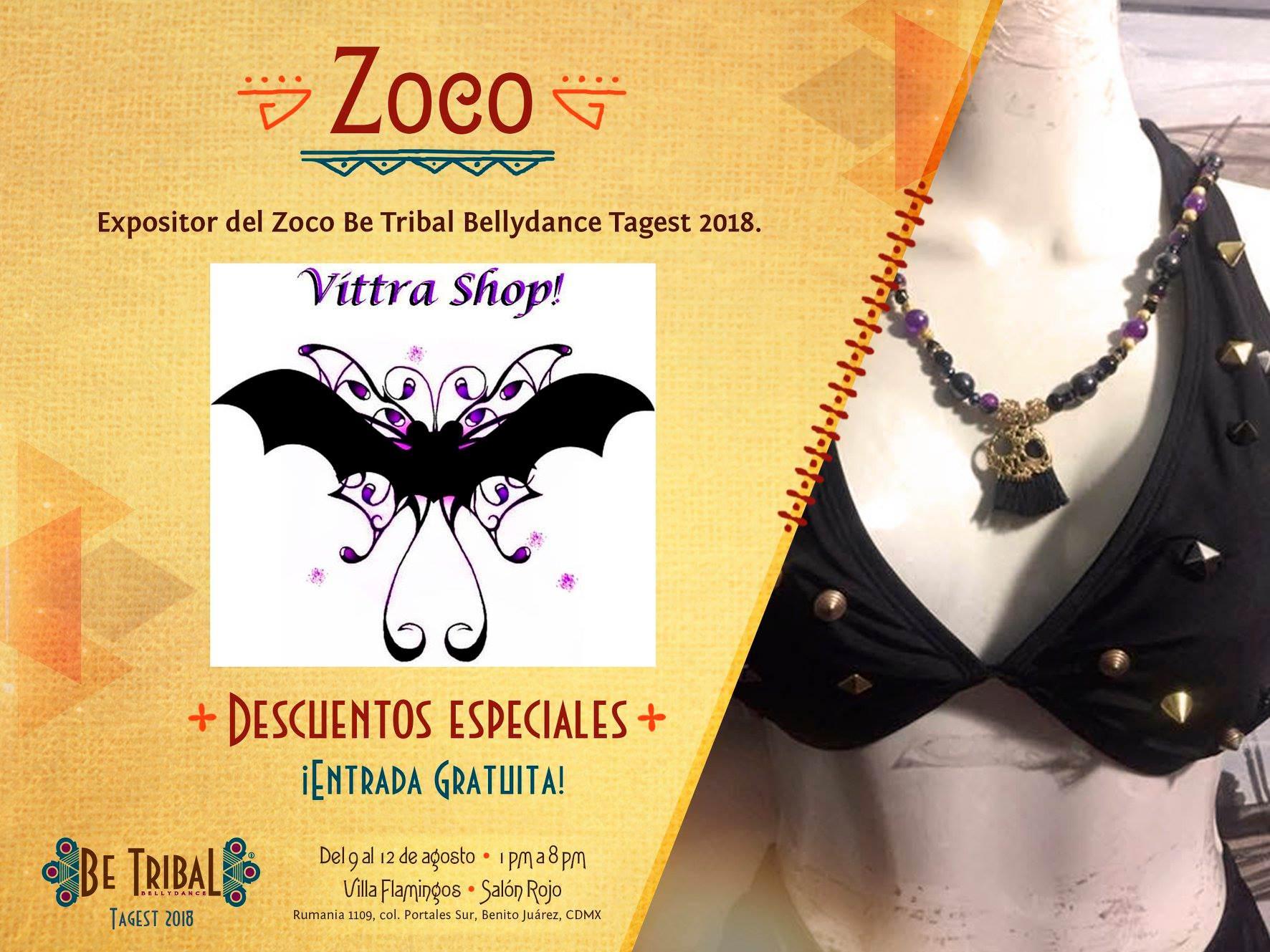 2018 Zoco Vittra Shop