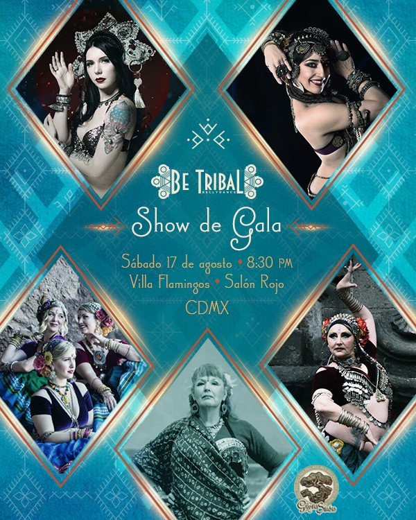 2019 Show Gala Be Tribal Bellydance
