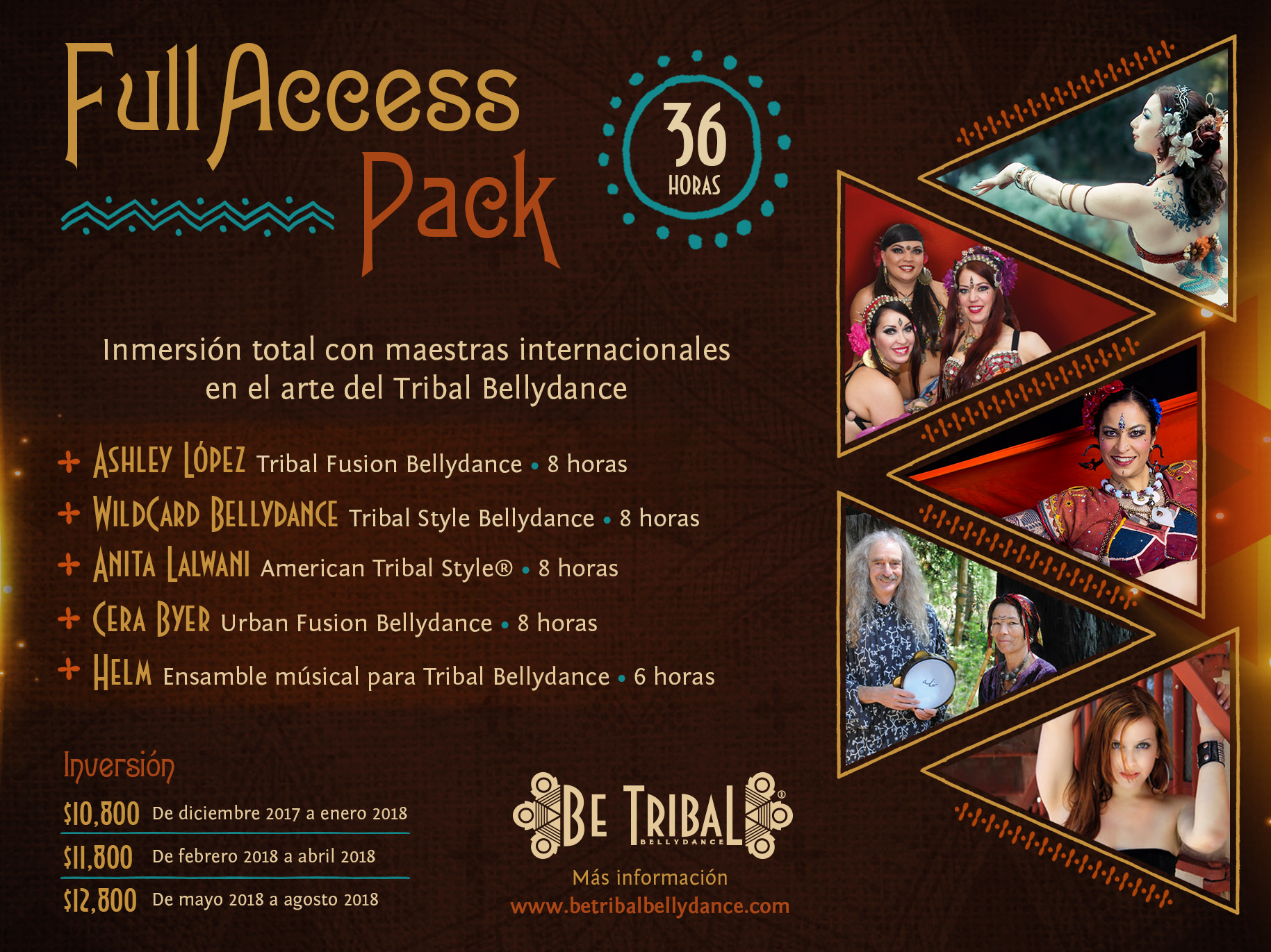 Paquete A Full Access Pack