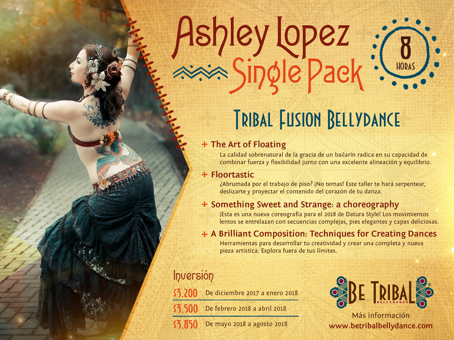 Paquete C Ashley Lopez Single Pack