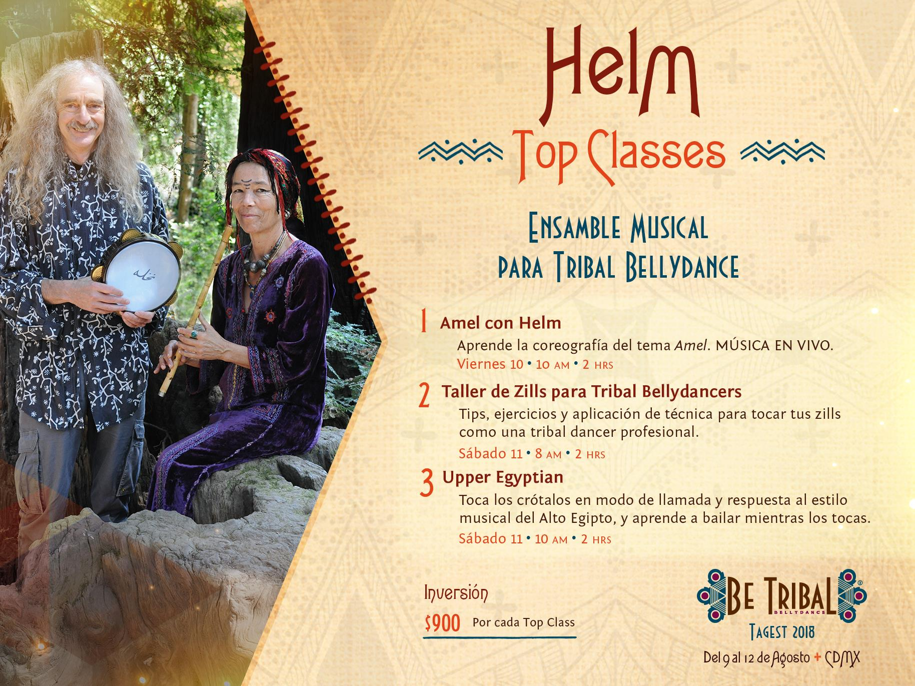 Top Classes Helm