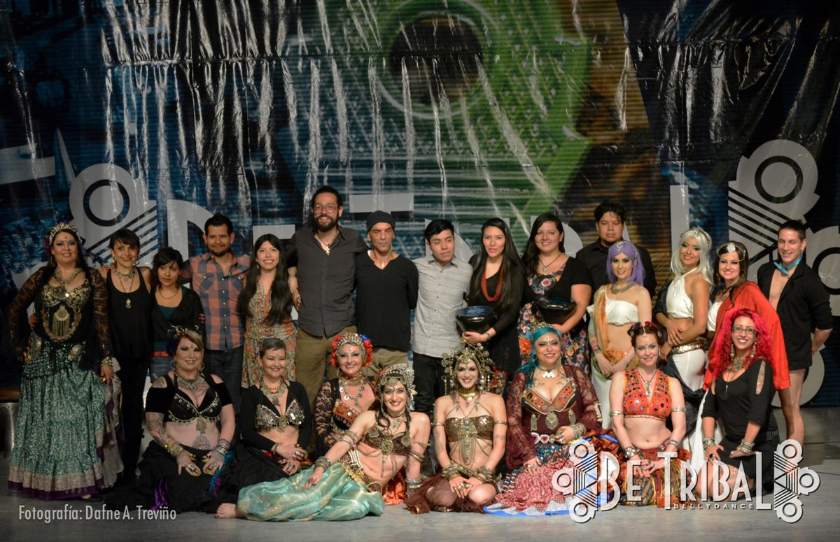 2016 Be Tribal Bellydance Show Gala