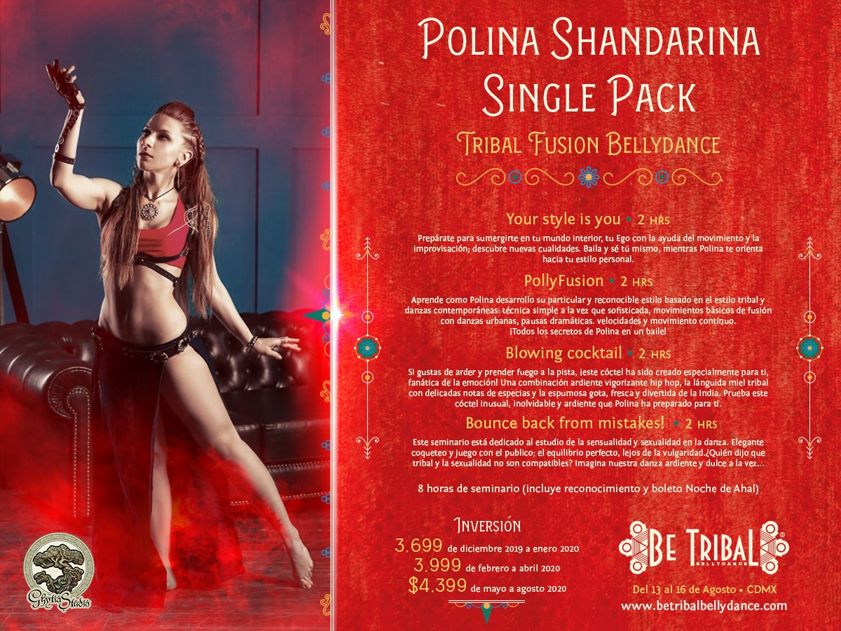 BTBD 2020 - Single Pack Polina Shandarina