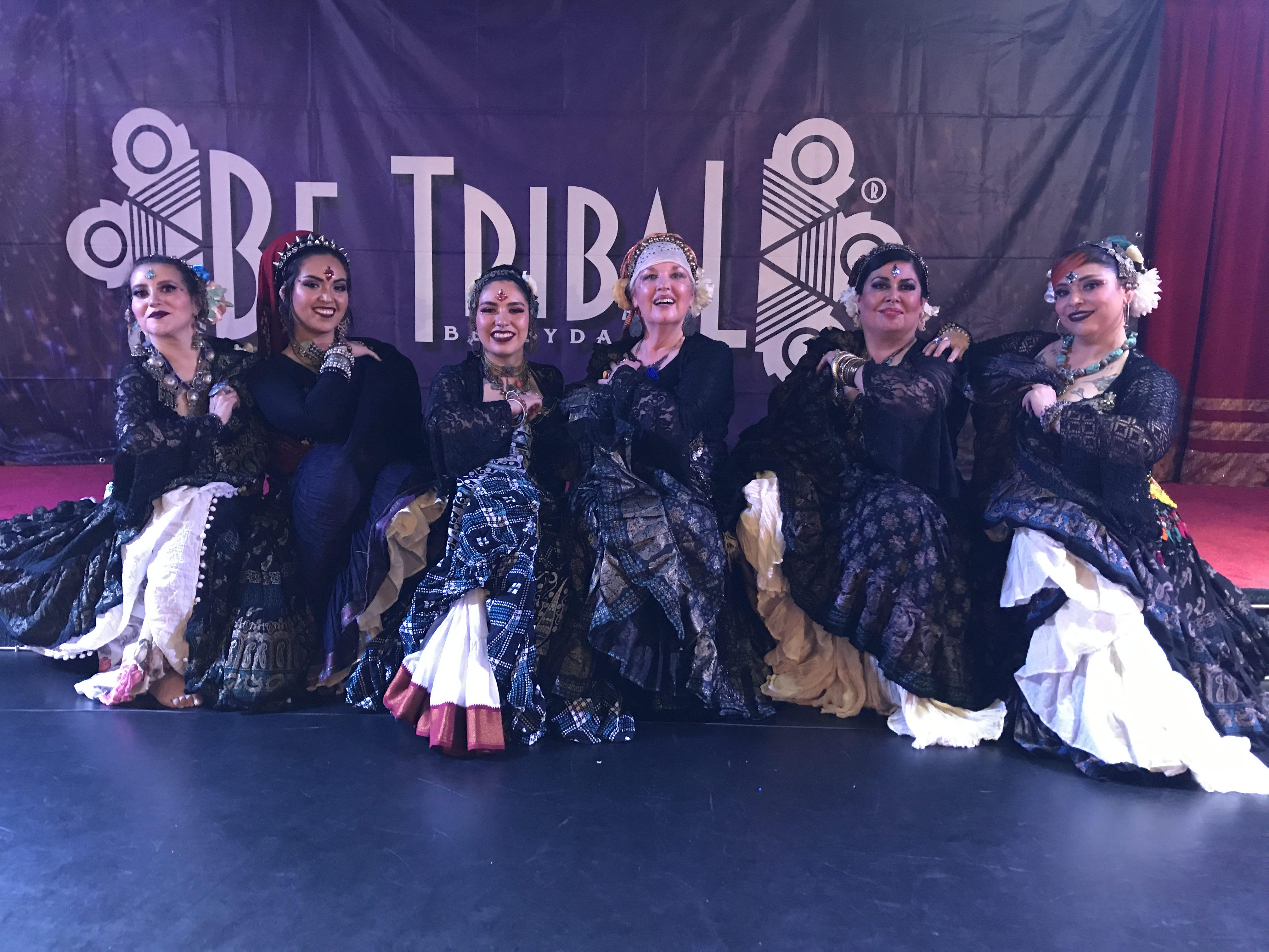 Be Tribal Bellydance 2019 23