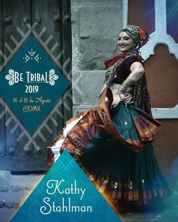 Be Tribal Bellydance 2019 Maestras Kathy Stahlman