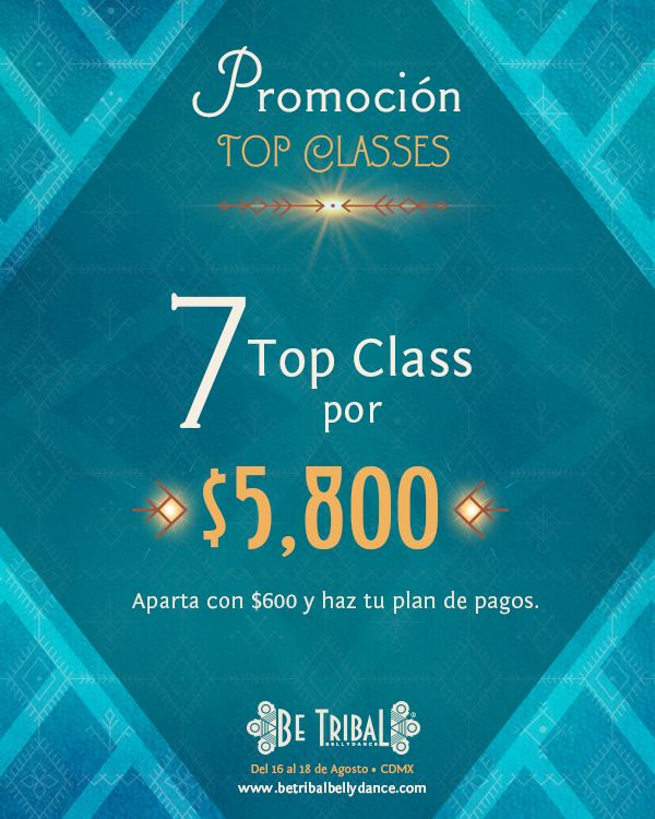Promocion Top Clases 2019